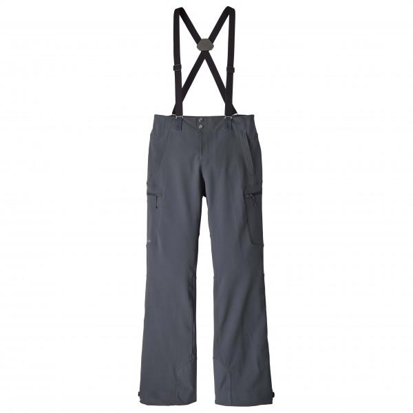 Patagonia - Women´s Snowdrifter Pants Tourenhose Gr L;M;XS schwarz/grau;schwarz