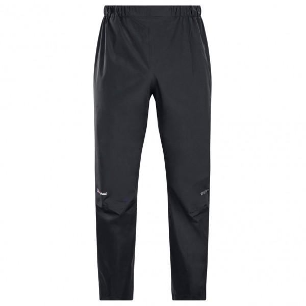 Berghaus - Womens Paclite Overtrousers - Waterproof Trousers Size 20 - Regular  Black