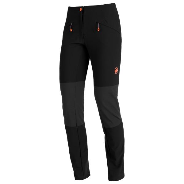 Mammut - Eisfeld Light SO Pants Women - Tourenhose Gr 34 schwarz Preisvergleich