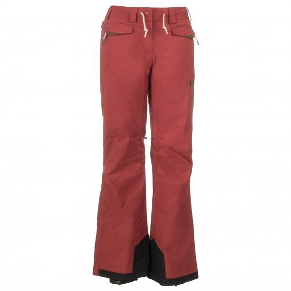 Rip Curl - Women´s Liberty Pant - Pantalon de ski taille L;M;S;XS, rouge/rose;noir