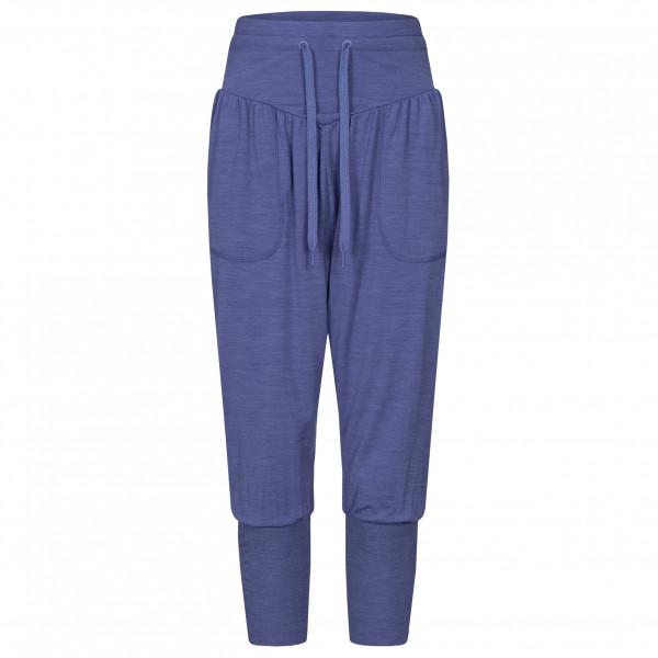 #SuperNatural – Women's Harem Pant – Trainingshose Gr XL blau#