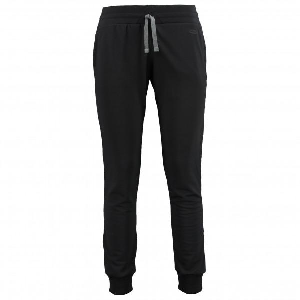 Icebreaker - Womens Crush Pants - Tracksuit Trousers Size M  Black
