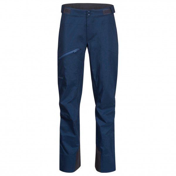 Bergans - Women's Cecilie 3L Pants - Tourenhose Gr S blau 208791