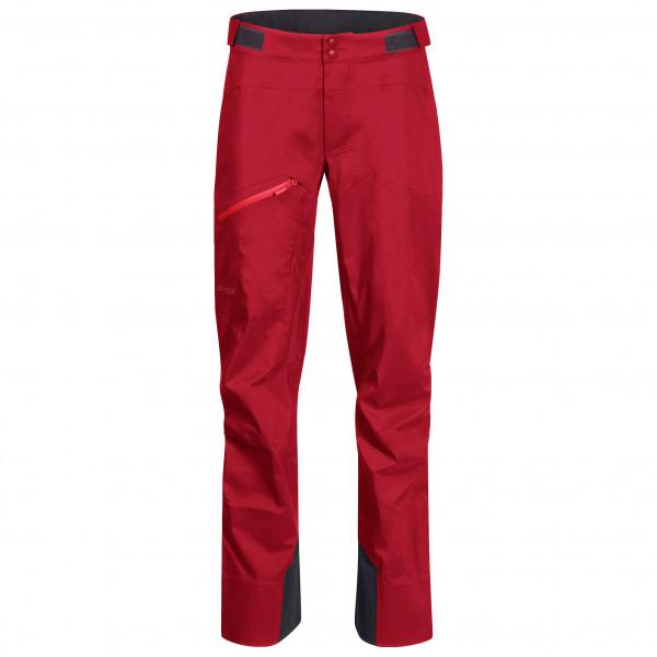Bergans - Women's Cecilie 3L Pants - Tourenhose Gr L;S blau 8812