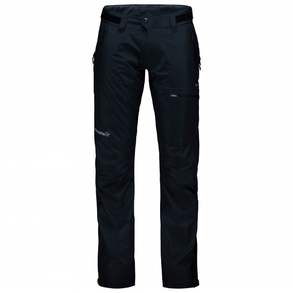 #Norrøna – Women's Falketind Gore-Tex Pants – Regenhose Gr M schwarz#