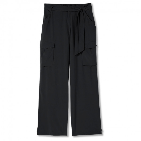 Royal Robbins - Womens Spotless Traveler Cargo Pant - Casual Trousers Size 6  Black