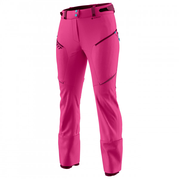 Dynafit - Women's Radical 2 GTX Pant - Ski touring trousers size M, pink