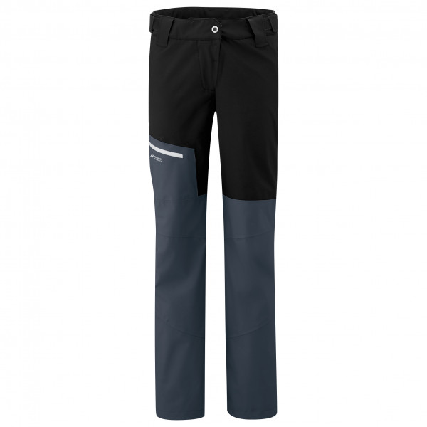 Maier Sports - Womens Diabas - Ski Trousers Size 21 - Short  Black