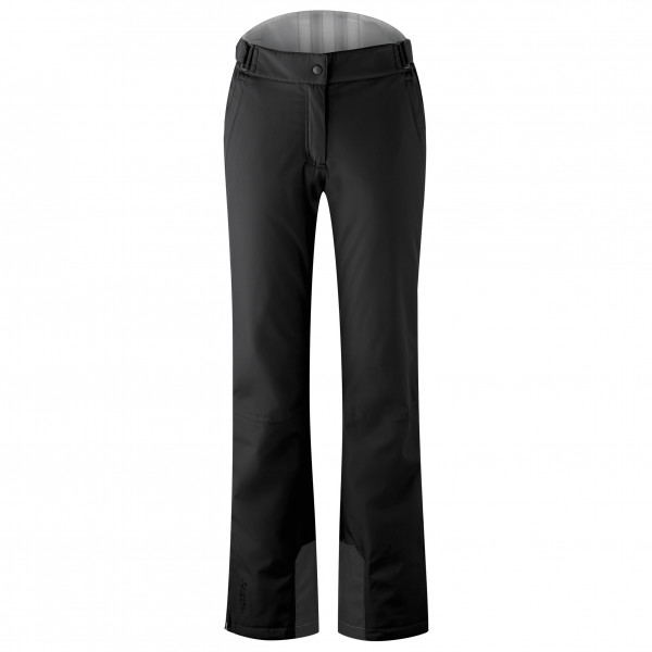 Maier Sports - Womens Steffi Slim - Ski Trousers Size 36 - Regular  Black