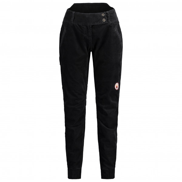 Maloja - Womens Medinam. - Casual Trousers Size L - Long  Black