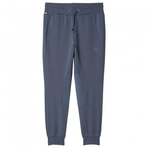 adidas Women´s Seasonal Pant Yogabroek maat L blauw