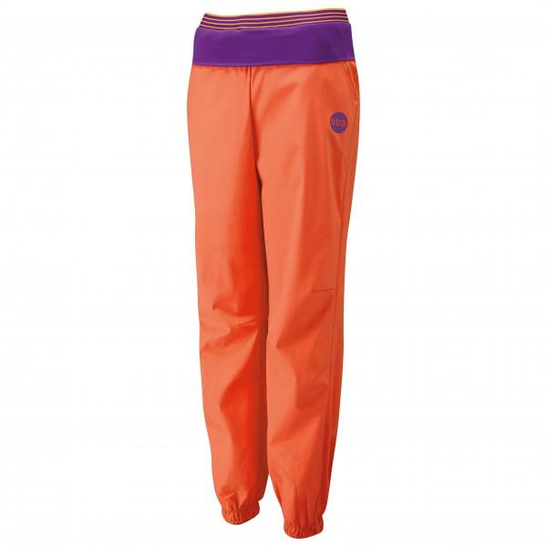 Moon Climbing - Women's Samurai Pant - Kletterhose Gr M rot/orange
