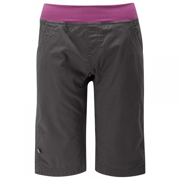 Rab - Women's Crank Shorts - Kletterhose Gr 12 schwarz