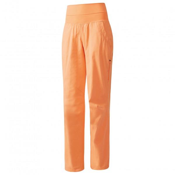 adidas Women´s Terrex Felsblock Pants Klimbroek maat 38 oranje-beige
