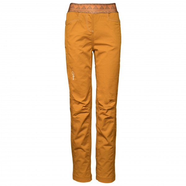 Chillaz - Women's Sarah - Kletterhose Gr 40 orange/braun