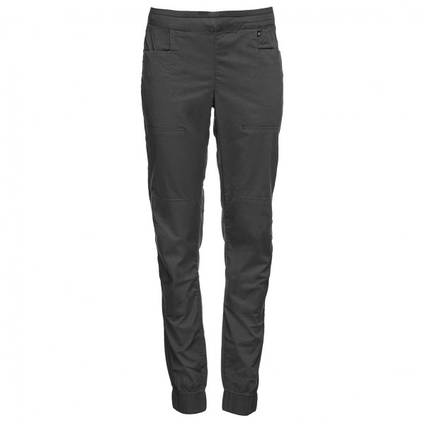 Black Diamond - Womens Notion Sp Pants - Climbing Trousers Size L  Black