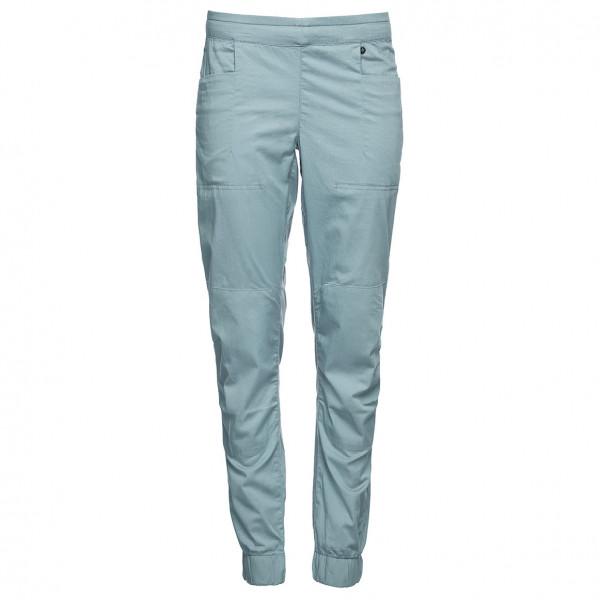 Black Diamond - Womens Notion Sp Pants - Climbing Trousers Size Xl  Grey/olive