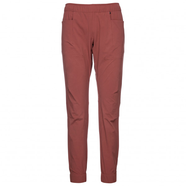 Black Diamond - Womens Notion Sp Pants - Climbing Trousers Size S  Red