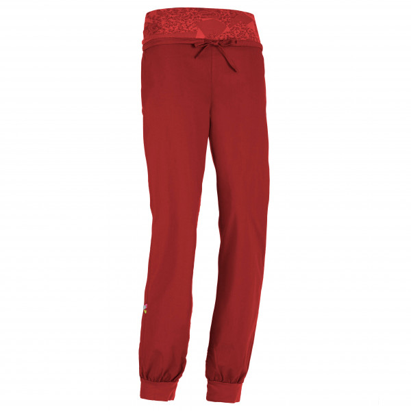 E9 - Womens Hit - Bouldering Trousers Size M  Red