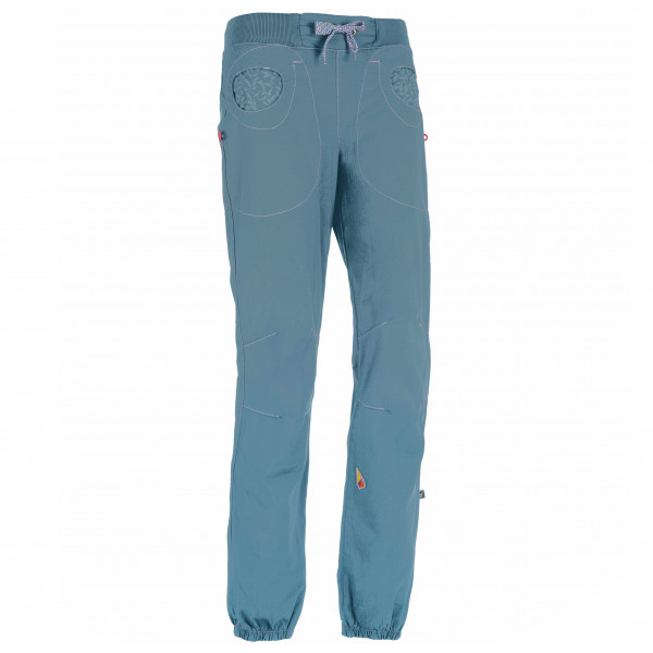 E9 - Womens Mix - Bouldering Trousers Size S  Blue/grey