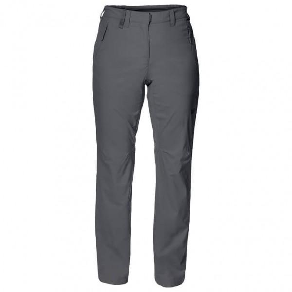 Briesen Angebote Jack Wolfskin - Activate Light Pants Women Trekkinghose Gr 40 schwarz/grau