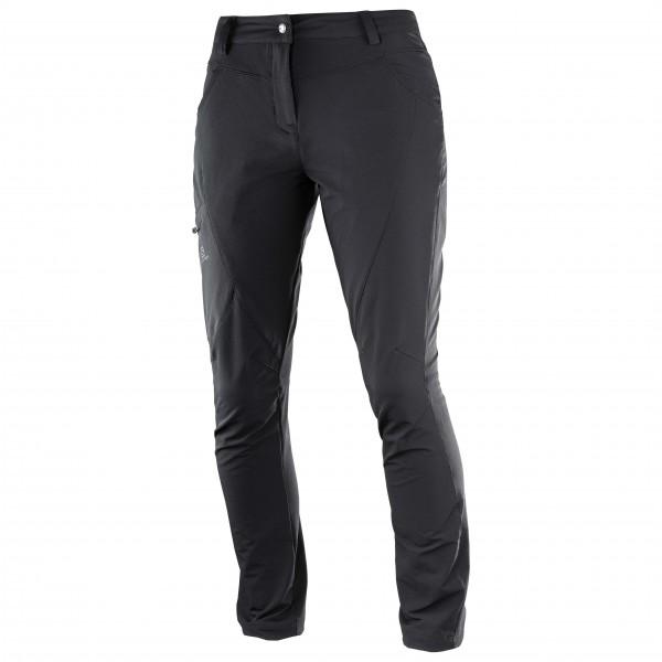 Salomon - Women's Wayfarer Utility Pant - Trekkinghose Gr 40 - Regular schwarz
