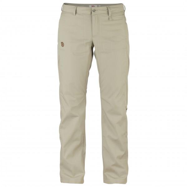 Fjällräven - Women´s Abisko Shade Trousers Trekkinghose Gr 34;36;38;40;42;44 schwarz;grau/beige Sale Angebote