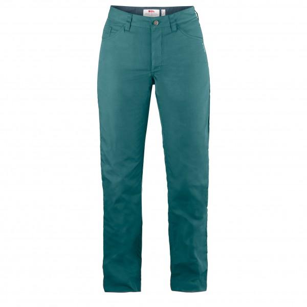 Fjällräven - Women's Greenland Lite Jeans - Trekkinghose Gr 40 - Regular türkis