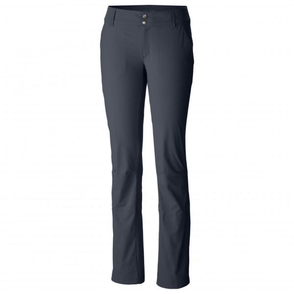 Columbia - Women's Saturday Trail Pant - Trekkinghose Gr 10 - Length: 32'' Regular schwarz