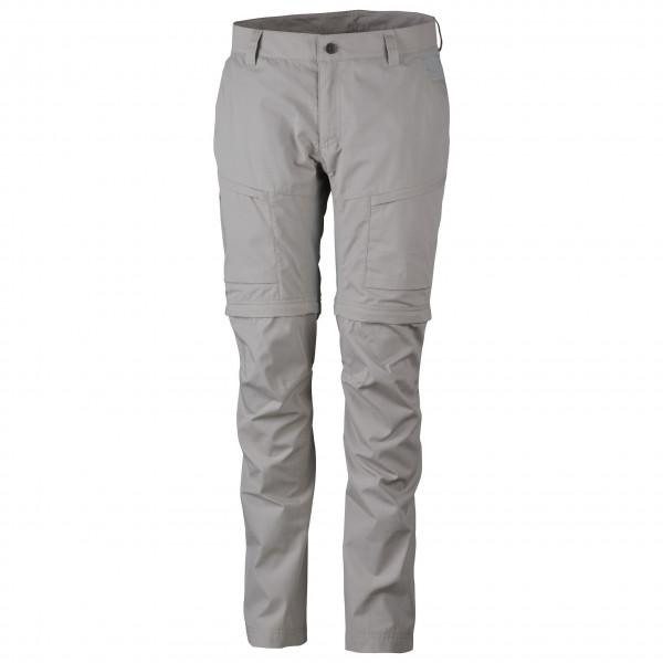 Lundhags - Womens Lykka Zipoff Pant - Walking Trousers Size 42  Grey
