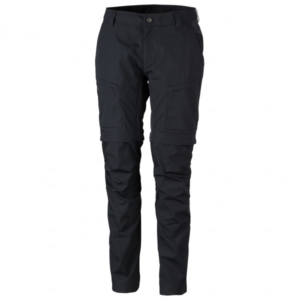 Lundhags - Womens Lykka Zipoff Pant - Walking Trousers Size 42  Black