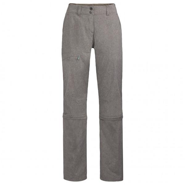 Vaude - Women's Skomer Capri ZO Pants II - Trekkingbroek