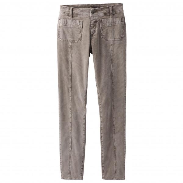 Prana - Women's Merrigan Pant - Jeans Gr 6 grau W43190878-MUD-6