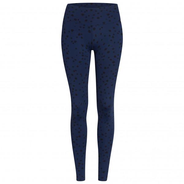 Hey Honey - Women's Leggings Dots - Leggings Gr XL blau L_05_blau