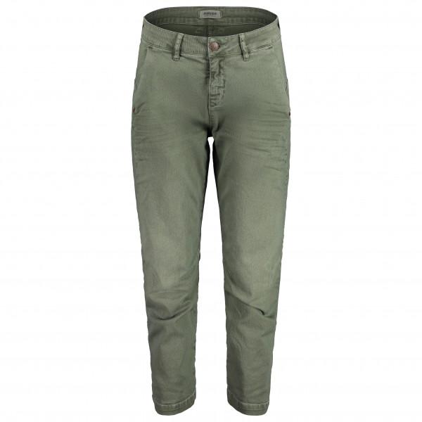 Maloja - Women's MohnblumeM. - Jeans Gr 31 - Length: 34'' grau/oliv 31452-1-8514-3134