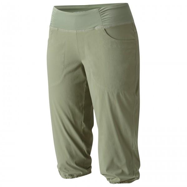Mountain Hardwear - Women's Dynama Capri - Shorts Gr S grün