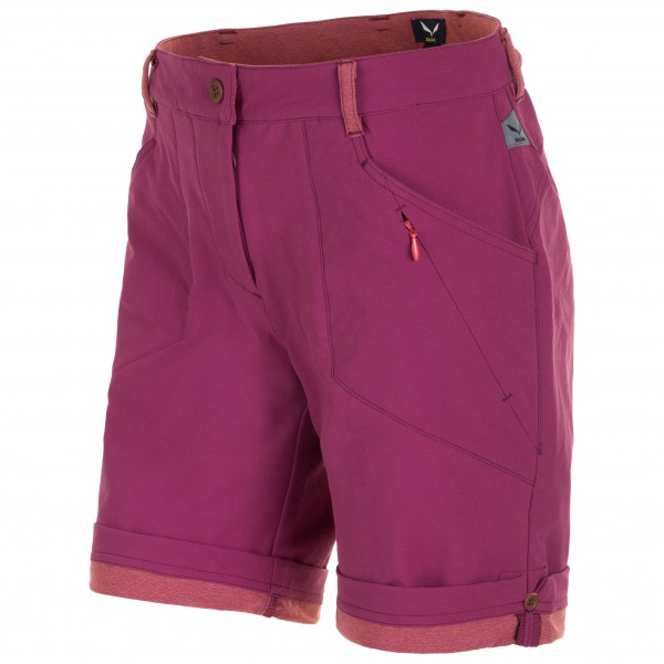Women´s Fanes DST Shorts - Shorts Gr 36 rosa/lila
