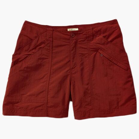 Royal Robbins - Women´s Backcountry Short Shorts Gr 8 rot