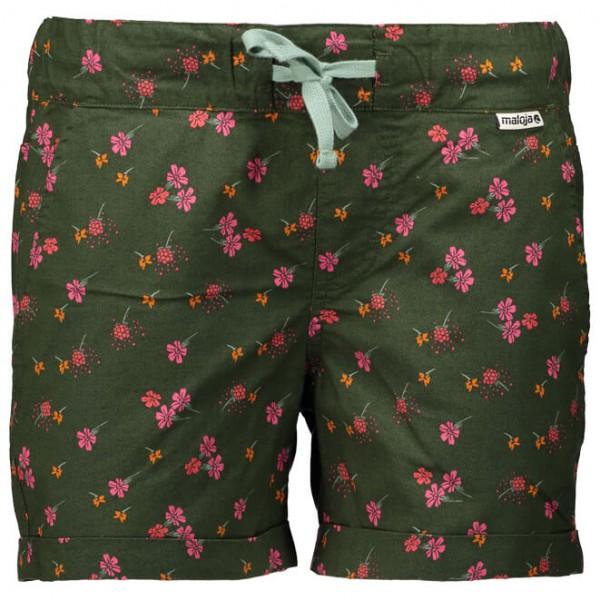 Maloja - Women´s PrienM. Shorts Gr L;M schwarz/braun Sale Angebote Nievern
