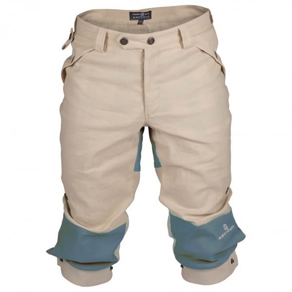 Amundsen Sports - Women´s Vagabond Knickerbockers - Shorts Gr L;M;S beige/grau Preisvergleich