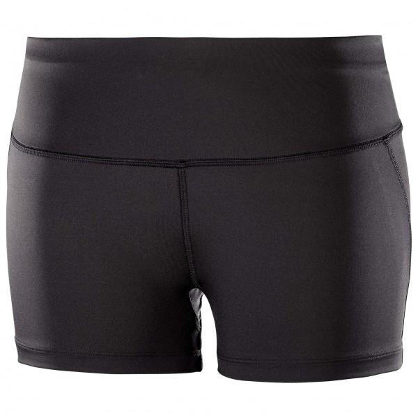 Salomon - Womens Agile Short Tight - Running Shorts Size Xs  Black