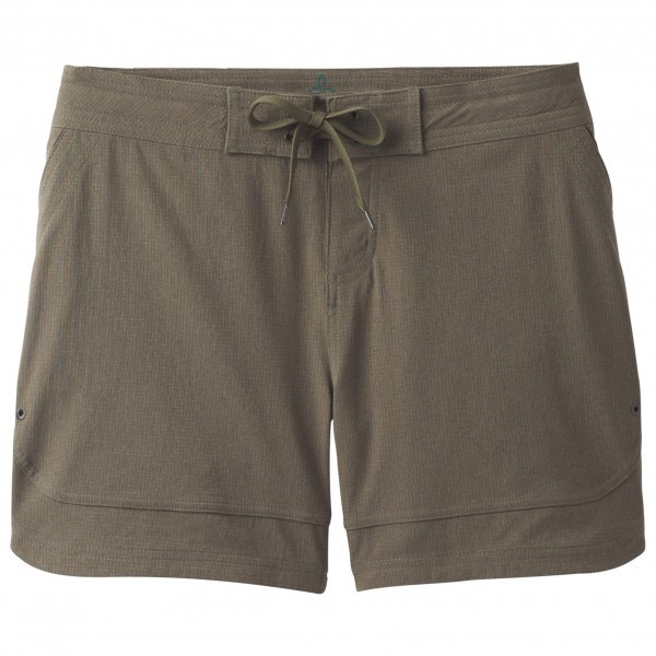 Prana - Women´s Ebelie Short - Shorts Gr M oliv/grau/braun Preisvergleich