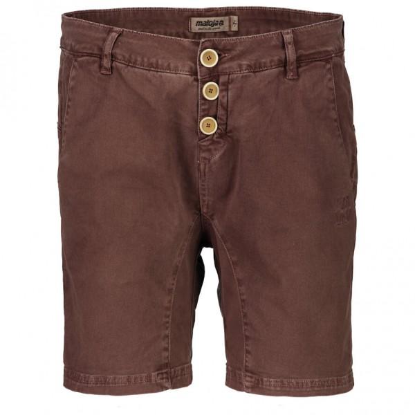 Maloja - Women´s TamarM. Shorts Gr XL braun jetztbilligerkaufen