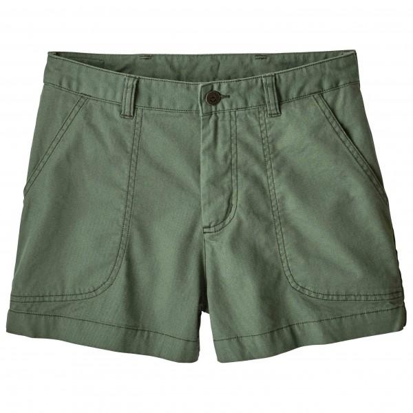 Patagonia - Women's Stand Up Shorts - Shorts Gr 10 oliv/grau