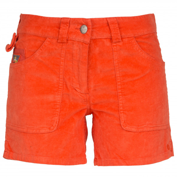 Amundsen Sports - Women´s 5 Incher Concord Garment Dyeds - Shorts Gr XS rot Preisvergleich