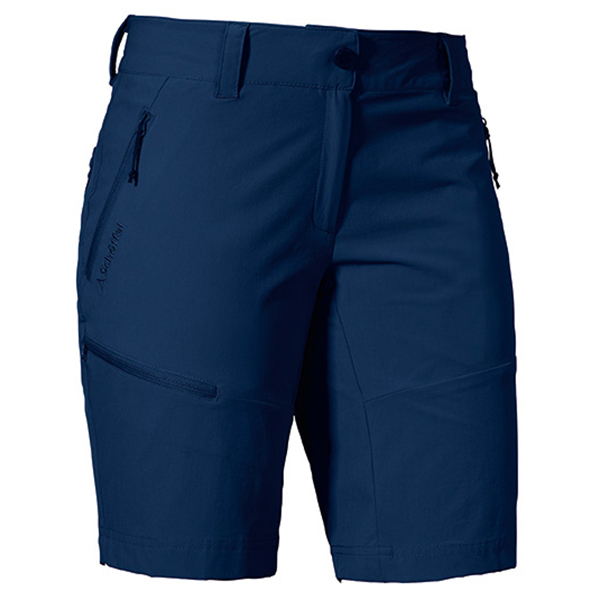 #Schöffel – Women's Shorts Toblach2 – Shorts Gr 38 blau#