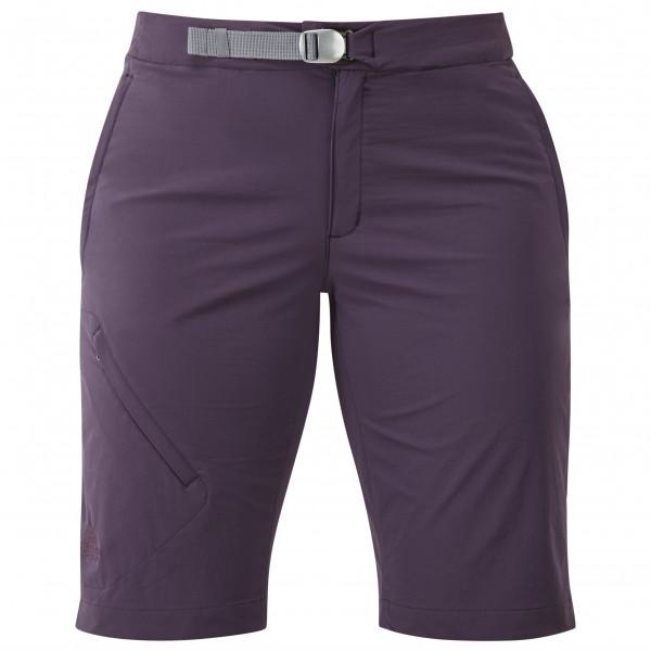 Mountain Equipment - Womens Comici Short - Shorts Size 8  Black/purple