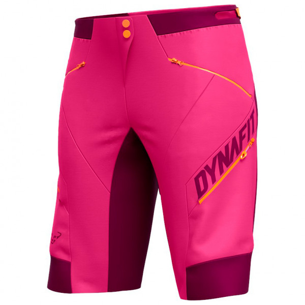 Dynafit - Womens Ride Dst Shorts - Shorts Size S  Pink/purple