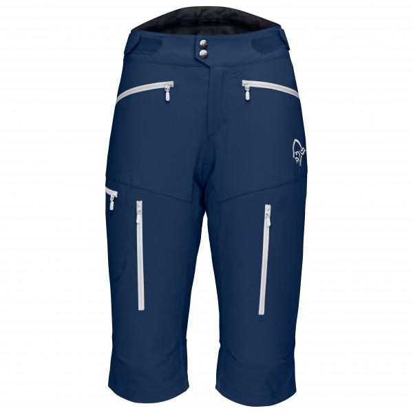 #Norrøna – Women's Fjørå Flex1 Shorts – Shorts Gr L;M;S;XS blau;grau#