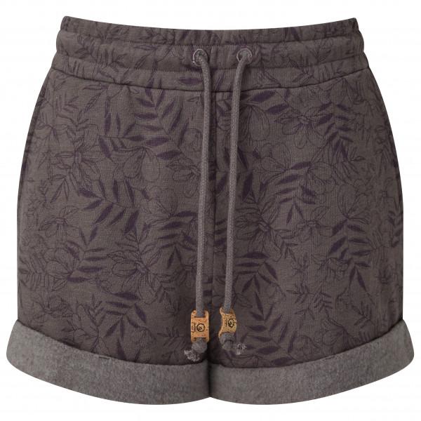 #tentree – Women's Bamone Sweatshort – Shorts Gr XS schwarz/braun/grau#